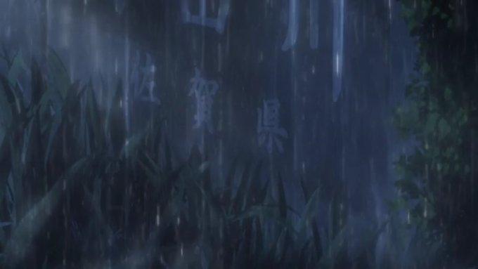 ゾンビランドサガ 1話 川