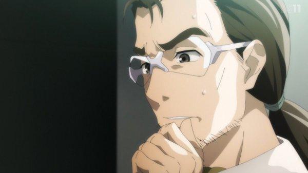 Vivy 10話 松本博士