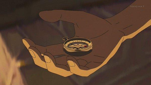 『サニーボーイ』、第11話、コンパス