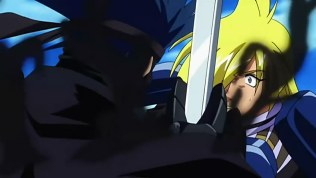 Sword fights, yay!