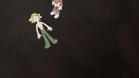 No Shinji and Asuka, they