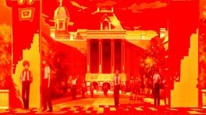 Blood Stain Campus