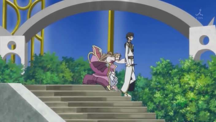 Code Geass R2 episode 25- not bad, not bad at all  - Anime Diet