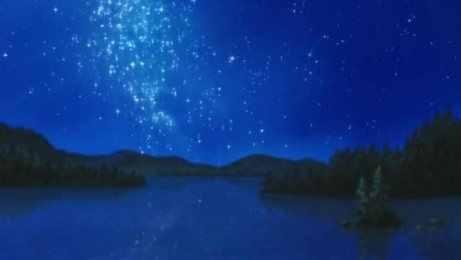 Falling stars were inauspicious