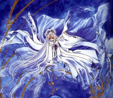 the prophetess, Hinoto