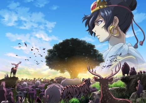 Japan Cuts Review Osamu Tezuka S Buddha The Great Departure Anime Diet