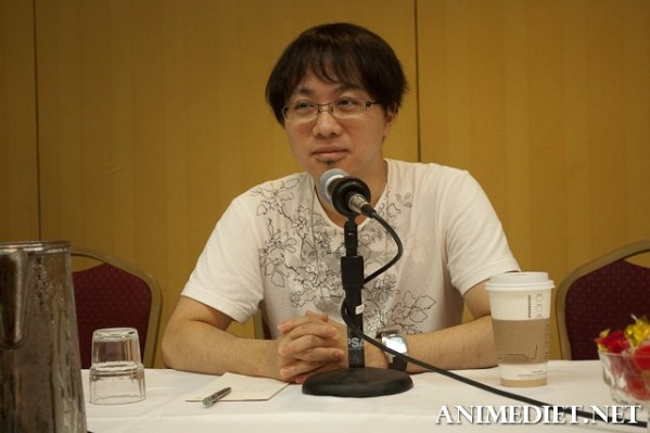 Otakon 2011: Makoto Shinkai Press Conference