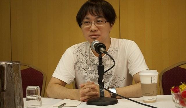Otakon 2011: Makoto Shinkai Press Conference