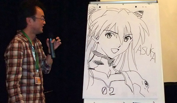 Hidenori Matsubara: Interview at Otakon 2014