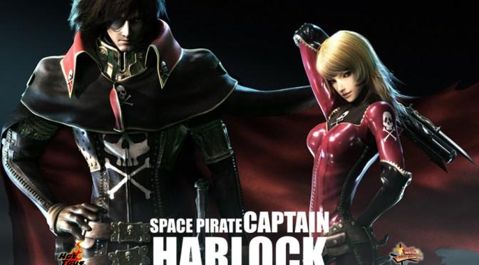 harlock space pirate 2013