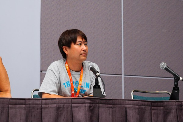Video: nbkz Sakai panel @ Anime Expo 2016