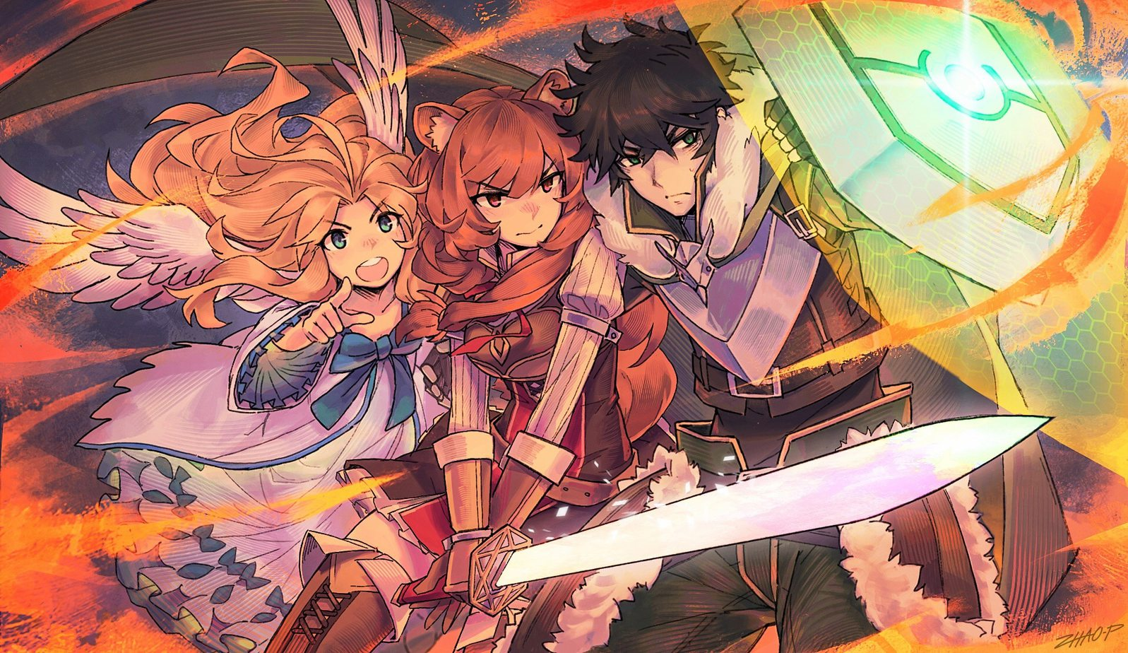 Anime: The Rising of the Shield Hero ganha peça teatral