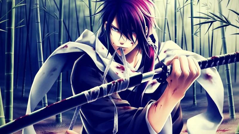 Greatest Anime Swordsman Poll