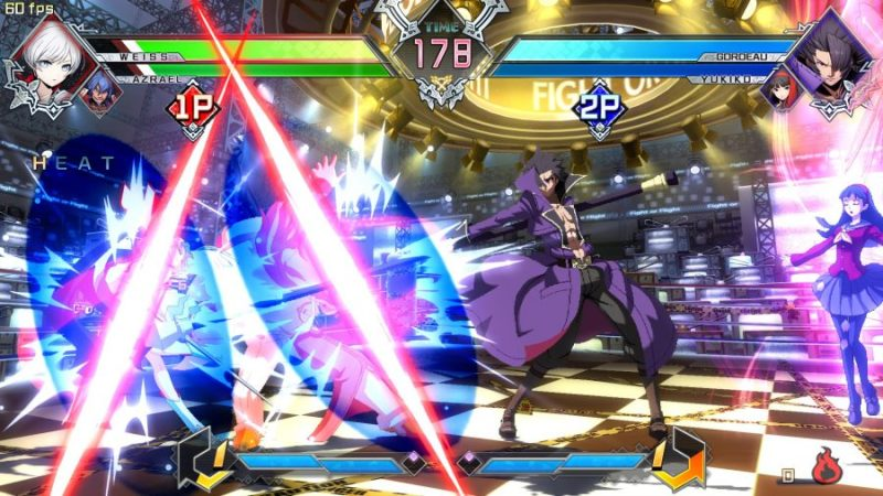 Best anime fighting games