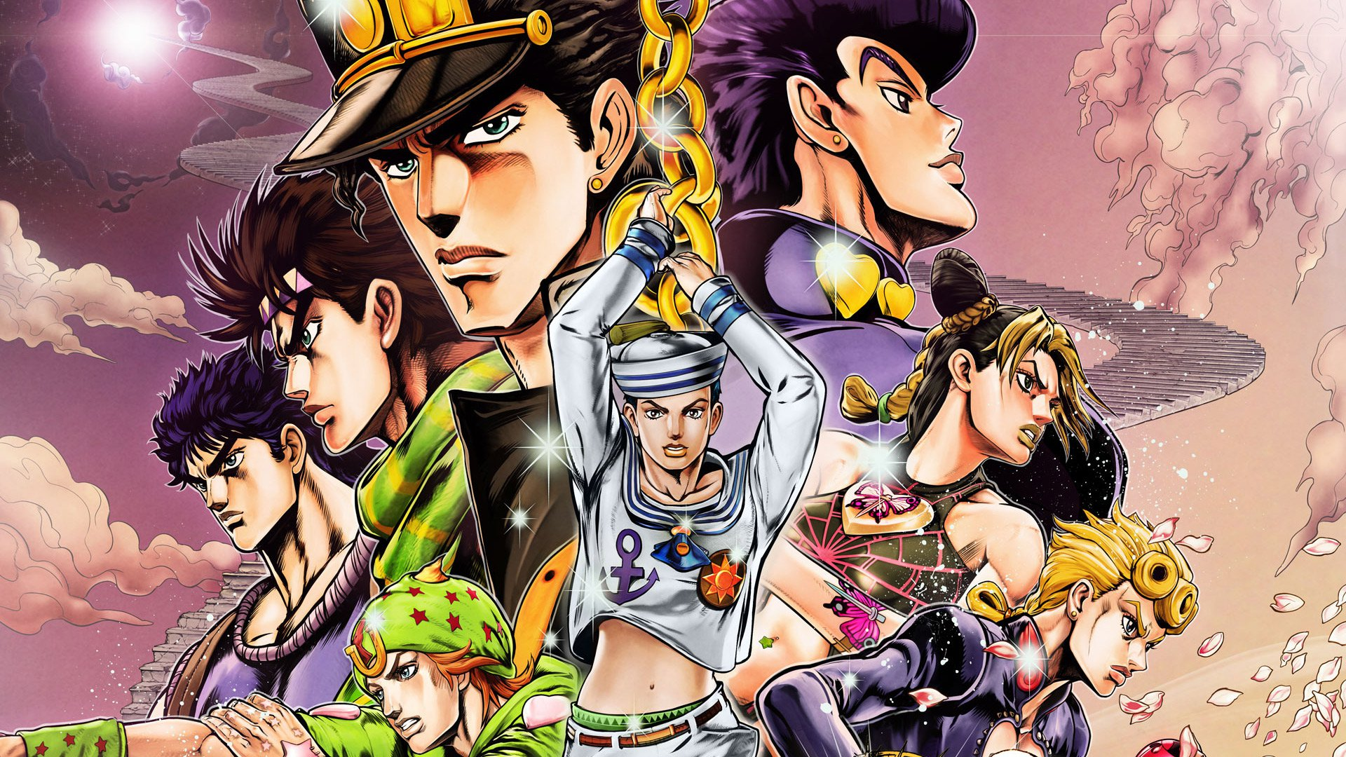 Ranking all jojo anime parts from worst to best – anime everything online