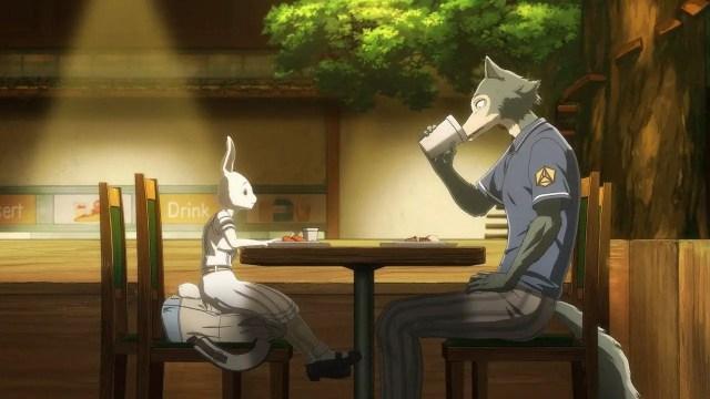 Beastars - best mystery/thriller anime
