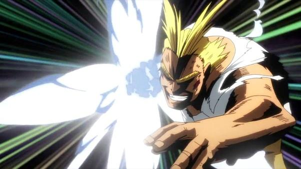 All Might Punch
