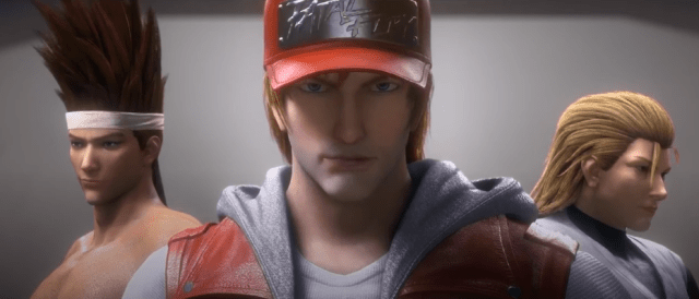The king of fighters destiny anime review