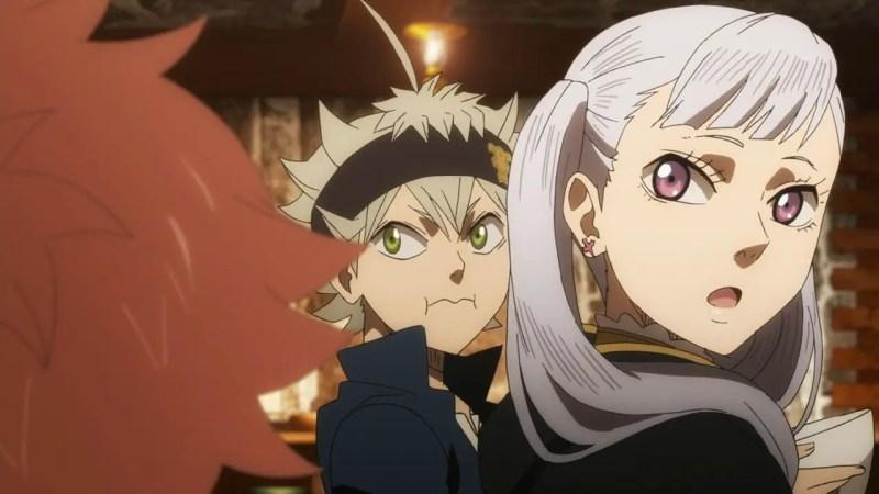 Black clover ships