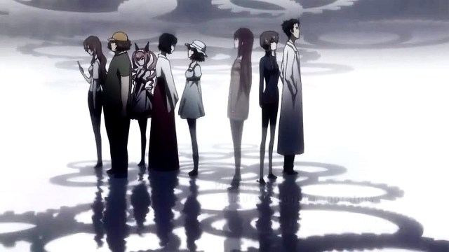 steins;gate - anime with mindgame