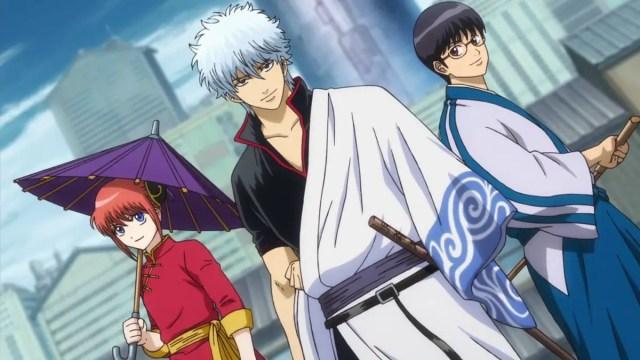 gintama - king of all gag anime