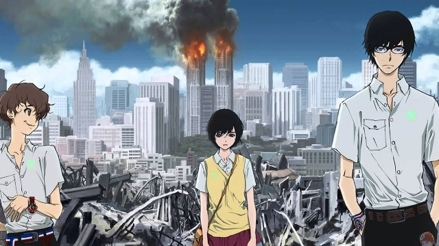 Terror in Resonance - anime mc terrorist
