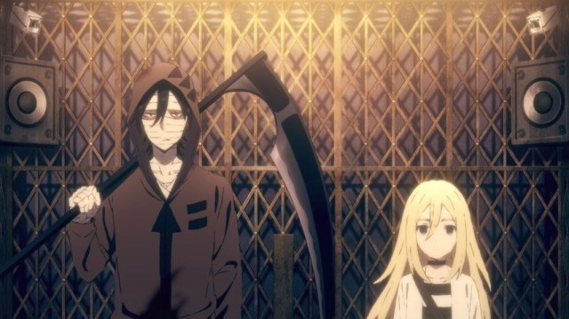 angels of death - anime where the main character is a villain