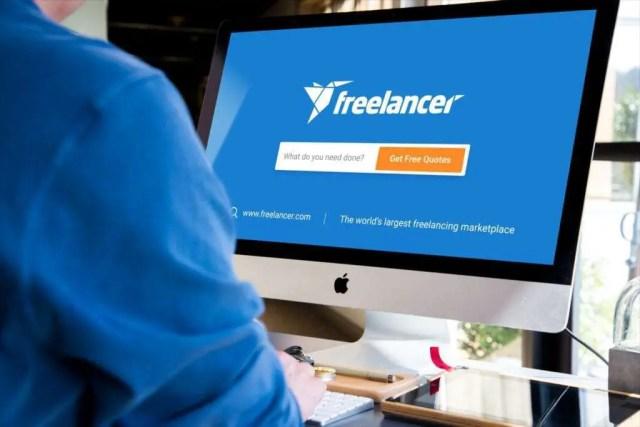 Freelancer.com content creators