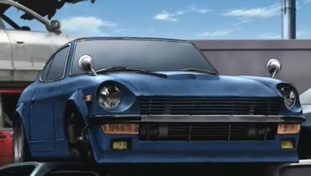 Wangan Midnight - anime about car