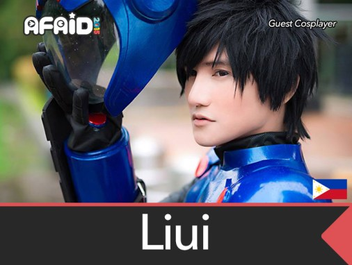 Featured Cosplayer – Liui
