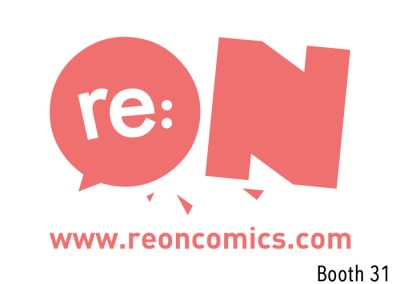 Exhibitor: re:ON Comics