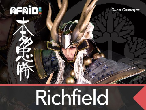 Featured Cosplayer – Richfield