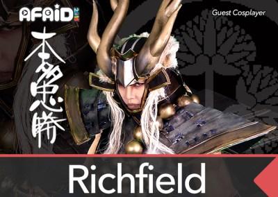 Featured Cosplayer – Richfield