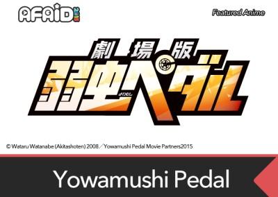 Featured Anime Screening: Yowamushi Pedal movie