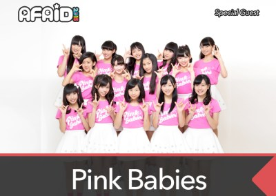 Special Guest: Pink Babies