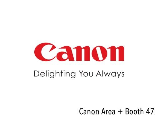 Exhibitor: Canon