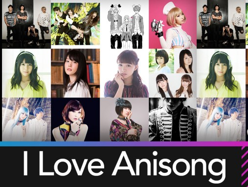 I LOVE ANISONG