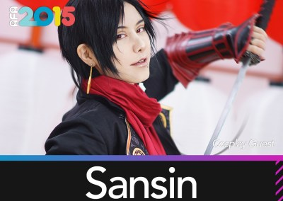 Featured Cosplayer – Sansin