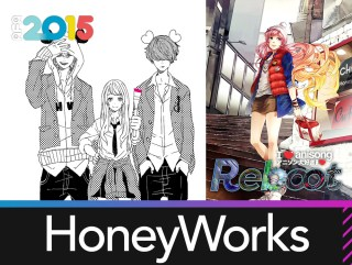 Featured Artiste – HoneyWorks