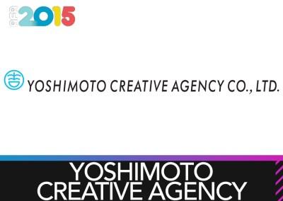 Yoshimoto Creative Agency Comedians
