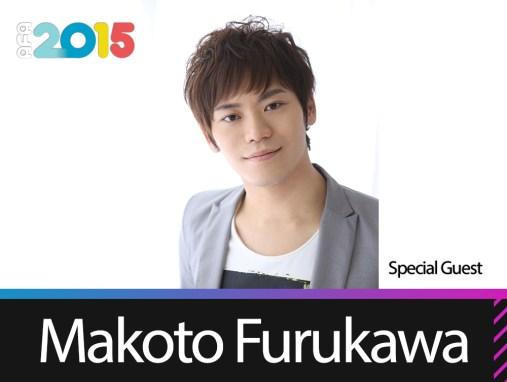 Special Guest: Makoto Furukawa