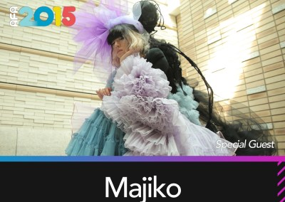 Special Guest: Majiko