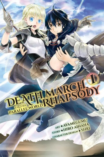 39. Death March to the Parallel World Rhapsody