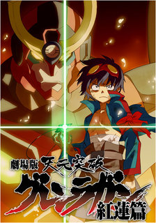 Gurren Lagann Movie