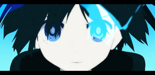 Black Rock Shooter Screencap 11