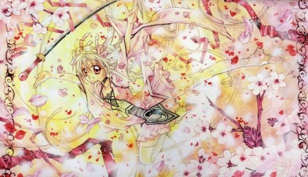 Arina Tanemuras genfortælling om måneprinsessen, Princess Sakura