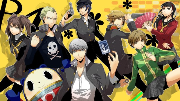 18. Persona 4 the Animation