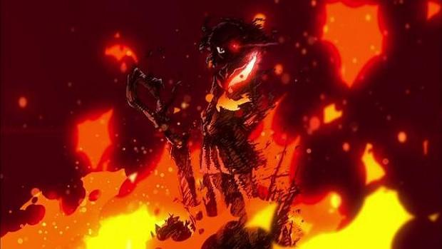 """Triggers ny TV anime hedder """"Kill-La-Kill"""""""