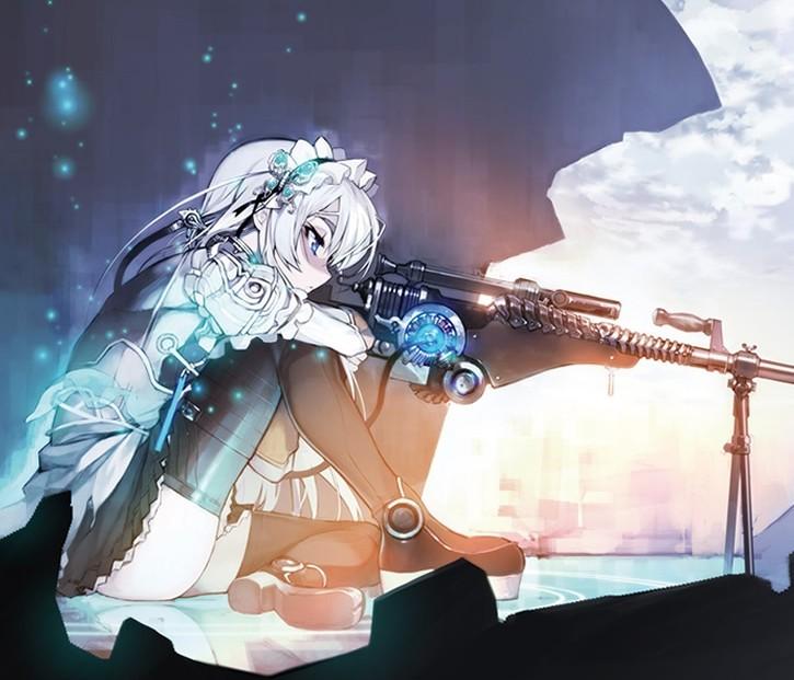 """""""Hitsugi no Chaika"""" light novel laves til anime"""