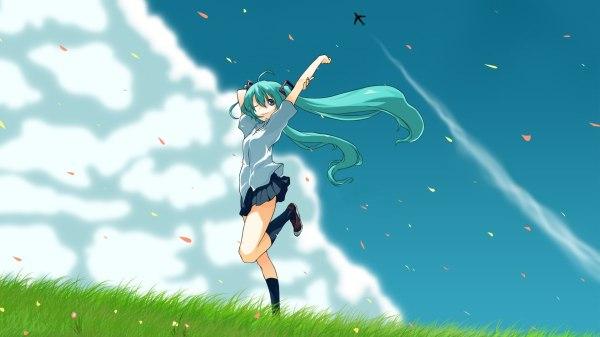 Glad Hatsune Miku